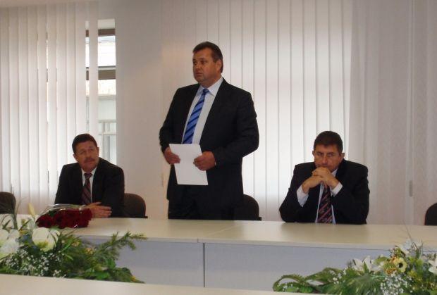 Микола Гордієнко (у центрі) / Фото: tpp.pl.ua
