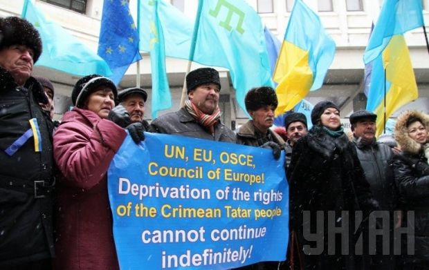 Erdogan pledges to support Crimean Tatars in the international arena / Photo from UNIAN