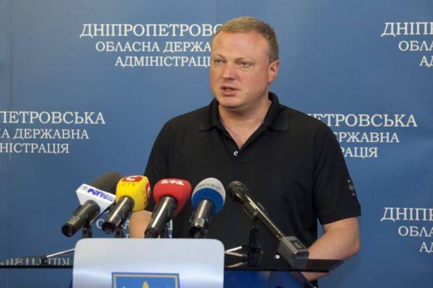 Святослав Олейник / фото с сайта ДнепрОГА