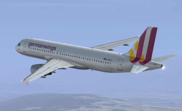 A320 авиакомпании Germanwings / forum.aerosoft.com