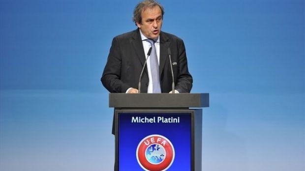 На Мишеля Платини собрали компромат / uefa.com