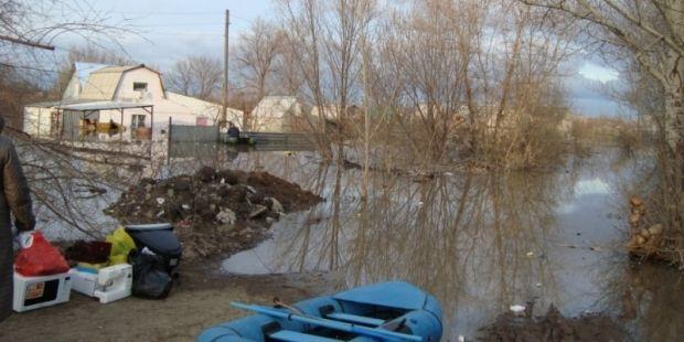 Наводнение / myjourney.ru