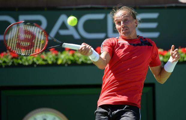 Александр Долгополов вышел во второй круг турнира в Майами / Reuters