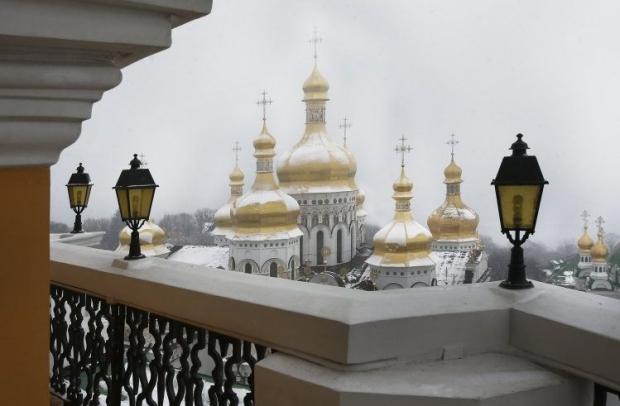 U Kyjevo-Pečers'kij lavri bula provedena inventaryzacija / foto UNIAN