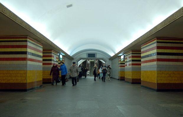 Киевский метрополитен провел подозрительный тендер