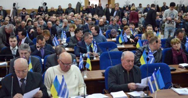 Депутати Херсонської міськради визнали РФ агресором / radiosvoboda.org