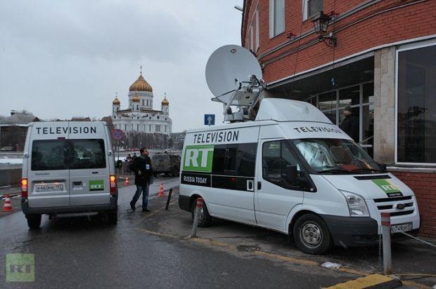 Russia Today смотрят крайне правые, крайне левые и шизики