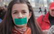 На Майдані закликали не допустити закриття кримськотатарського телеканалу в Криму <br> Євгеній Єврейський / hromadske.tv