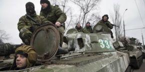 Боевики имитируют отвод военной техники из зоны АТО - штаб