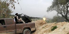 США передадуть сирійським ополченцям зброю і забезпечать військову підтримку з повітря