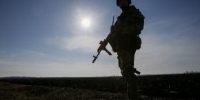 One Ukrainian soldier killed, three wounded in Donbas conflict zone in last day