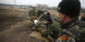 NATO: Militants trying to grab more territory in eastern Ukraine