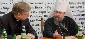 Делегация Всемирного Совета Церквей в Киево-Печерской лавре: Мы молимся за вас и выражаем нашу солидарность