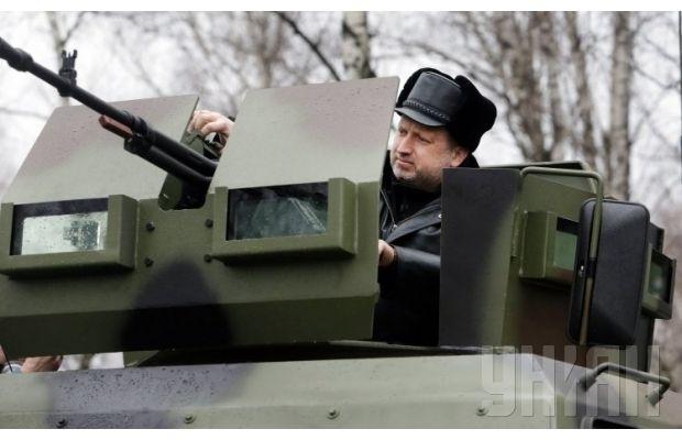 Сильная армия - залог мира и стабильности в Украине, - Турчинов - Цензор.НЕТ 7491