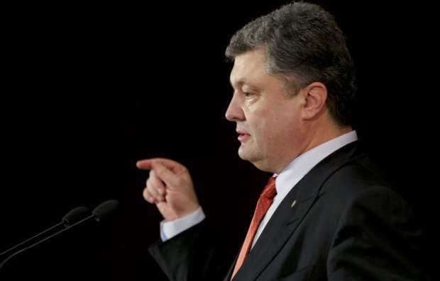 Poroshenko believes that the parliamentary-presidential model of governance is the best for Ukraine / Photo from UNIAN