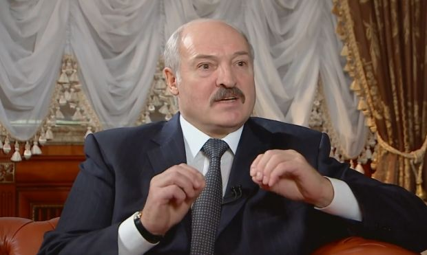 Lukashenko / Screenshot from You Tube video