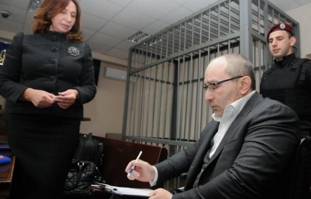 Иллюстративная фотография: Кернес в суде Харькова / Фото УНИАН