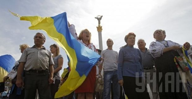 Almost half of Ukrainians want separatists to be stripped of Ukrainian citizenship / Photo from UNIAN