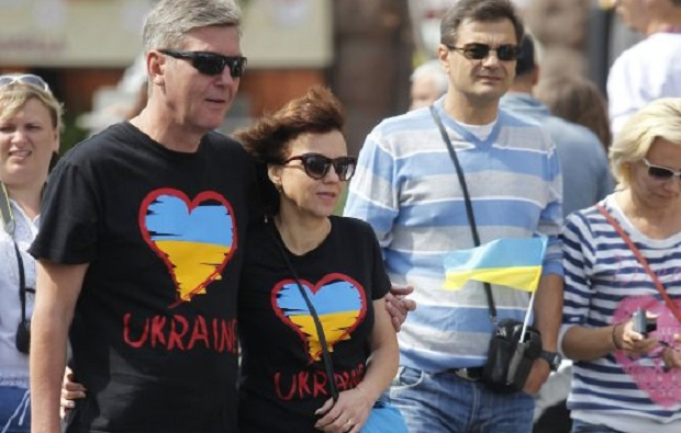 Ukrainians are massively seeking asylum in European countries \ Photo UNIAN