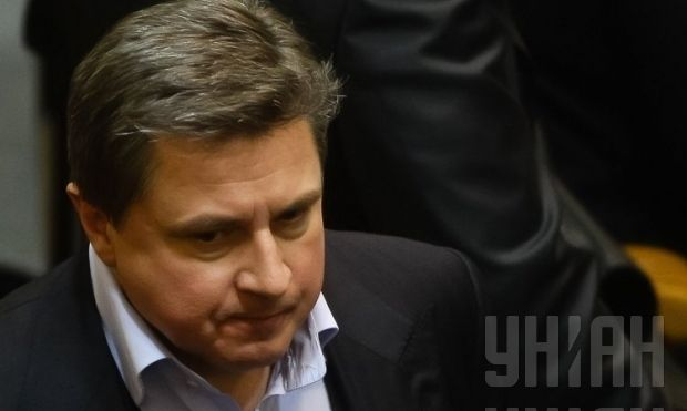 The son of former Prime Minister Mykola Azarov was last seen in Kharkiv late in February / Photo from UNIAN