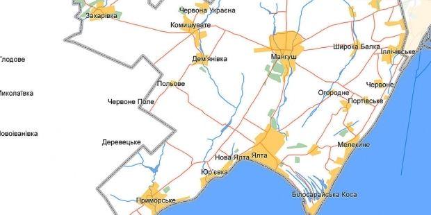 Першотравневий район / Вікіпедія