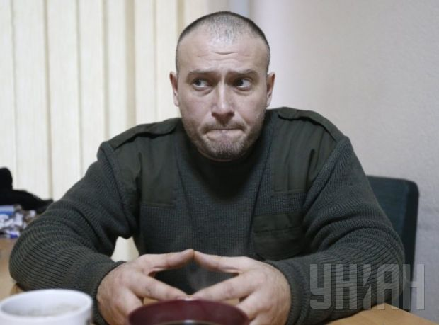 Right Sector leader Dmytro Yarosh / Photo from UNIAN