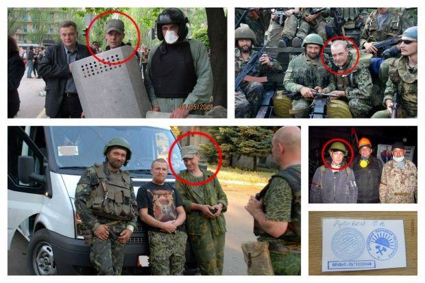 Photos from Viacheslav Abroskin's Facebook page