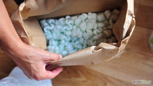Капсулы из полистирола подвергаются переработки только на 10% / wikihow.com