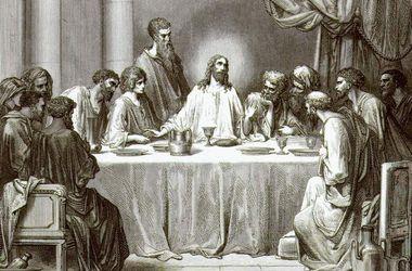 Самое темное время - перед самым рассветом. Вспоминаем события Страстной седьмицы с графюрами Гюстава Доре. И готовимся к светлому Воскресению Христа.