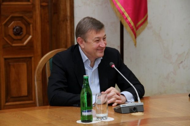 Сергій Чернов / kname.edu.ua