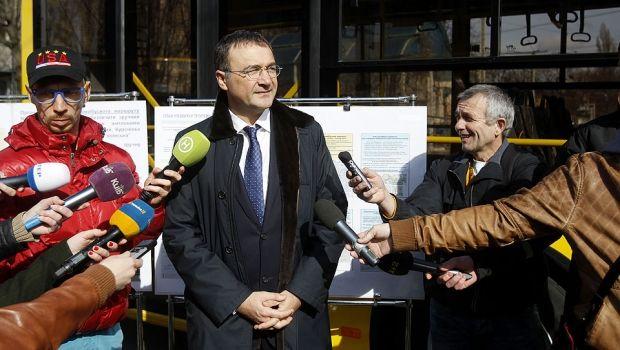 Ніконов розповів про довіру між владою та бізнесом / kievcity.gov.ua