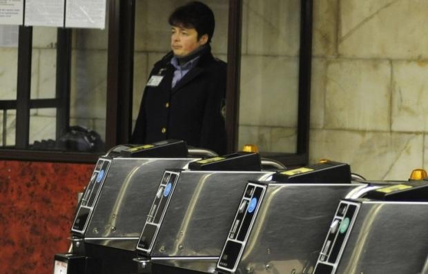 Вход в столичное метро завтра могут ограничить / Фото УНИАН