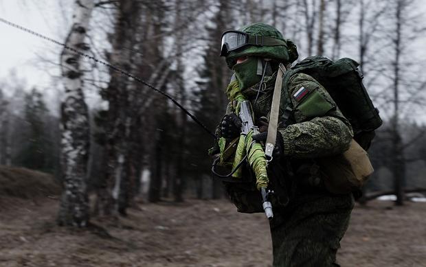 Кремль розглядає збройне протистояння з НАТО / фото Міноборони РФ