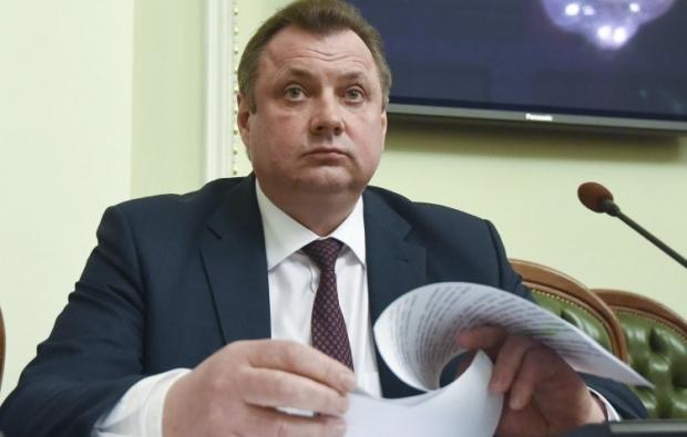 Гордиенко отказался от охраны МВД \ Фото УНИАН