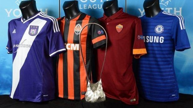 Четыре сильнейшие юношеские команды Европы собрались в Ньоне / uefa.com