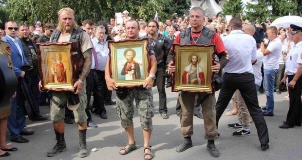 Путинские байкеры захотели в Европу