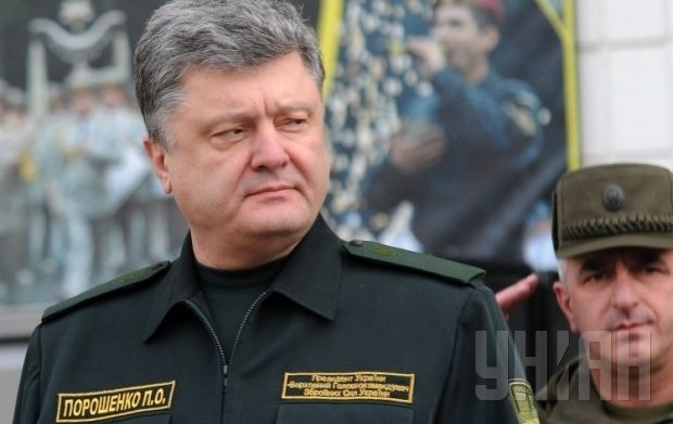 Poroshenko says new patrol service will begin functioning in Odesa, Lviv and Kharkivin the late August / Photo from UNIAN