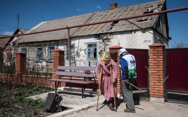 ООН оприлюднила нові дані про кількість загиблих та поранених на Донбасі / @OSCE_SMM