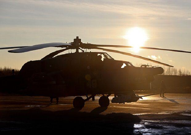 Російський fэкипаж не постраждав і доставлений на авіабазу Хмеймим / unction.mil.ru
