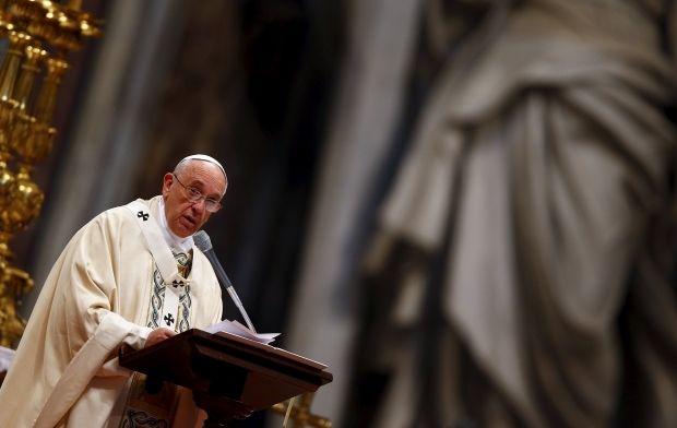 Папа Франциск закликав до повної заборони ядерної зброї