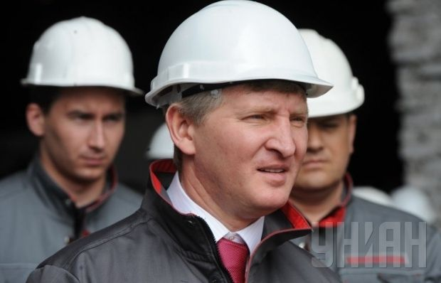 Metinvest, owned by Rinat Akhmetov, has announced that it is in default / Photo by UNIAN