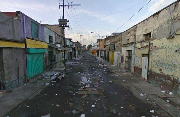 Тепито, Мехико