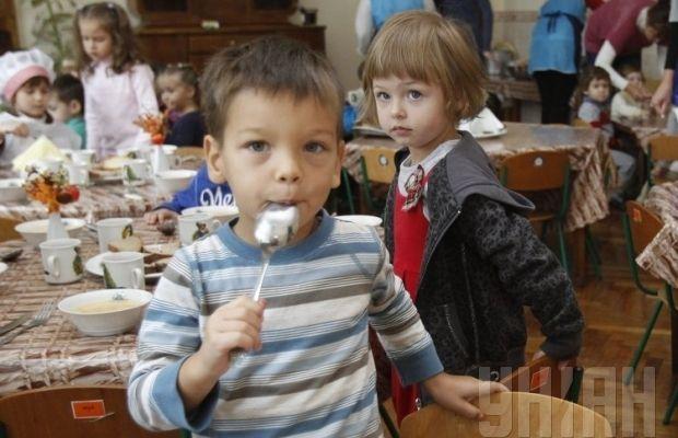 В Одесской области зарегистрировано две вспышки пищевой инфекции в детсадах