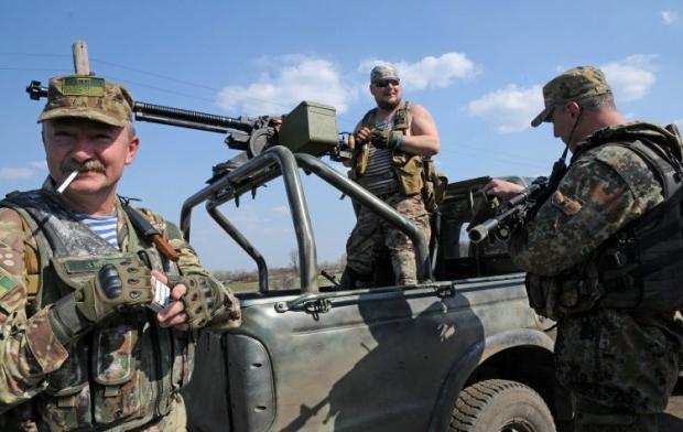 Боевики 26 раз обстреляли украинских военных