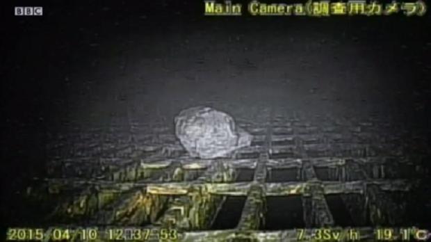Робот протримався всередині реактора три години / BBC Україна