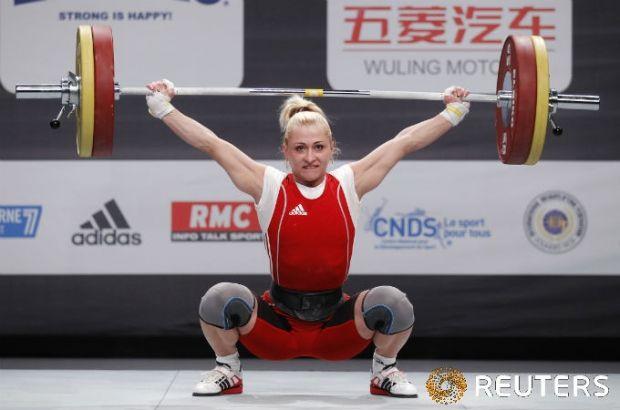 Юлия Калина заняла 4-е место на ЧМ в Хьюстоне / Reuters