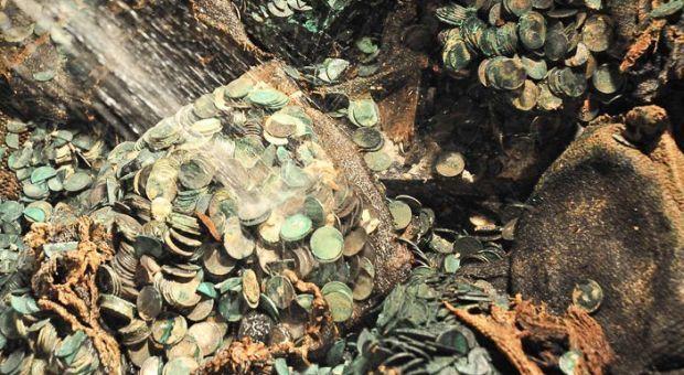 монеты были переплавлены в Великобритании и вырученные средства поступили в казну / moya-planeta.ru