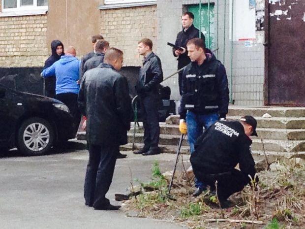 Появились подробности убийства Бузины: стреляли из пистолета ТТ, есть 5 свидетелей (фото)