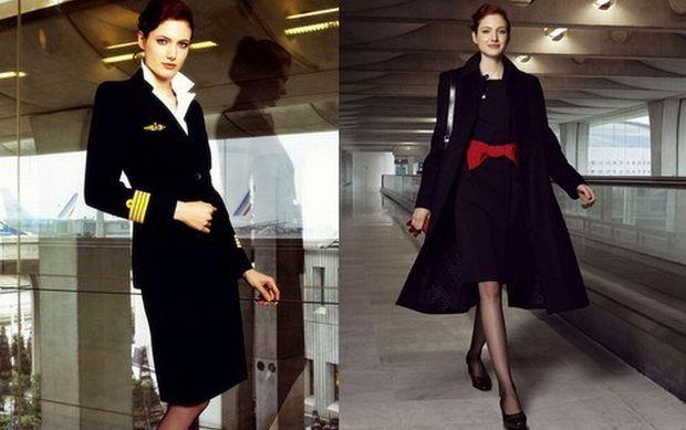 Самые примвлекательные стюардессы работают в Air France askmen.com