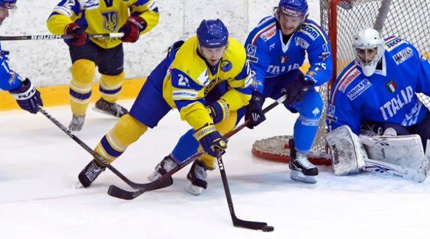 Сборная Украины проиграла второй матч турнира в Польше / fhu.com.ua